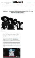 SHINee新歌舞蹈获Billboard力赞