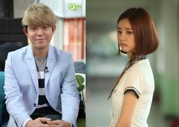 .Top K-pop star couple Tony Ahn and Hye-ri split up.