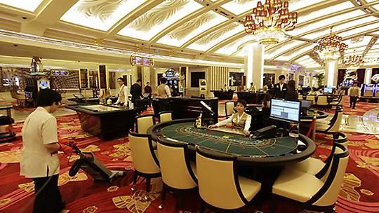 只要有钱外国人就可在韩国开赌场