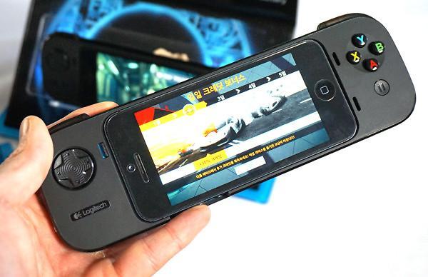 罗技g550苹果手机游戏手柄上市