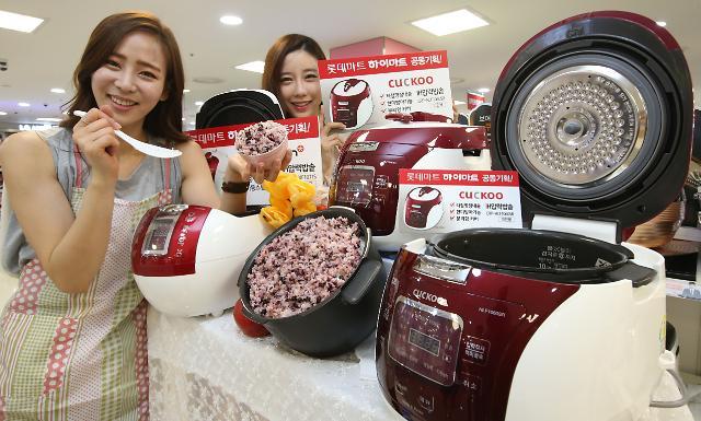 价20-30%的特惠价格促销福库(cuckoo)ih和酷晨(cuchen)ih品牌的电饭锅