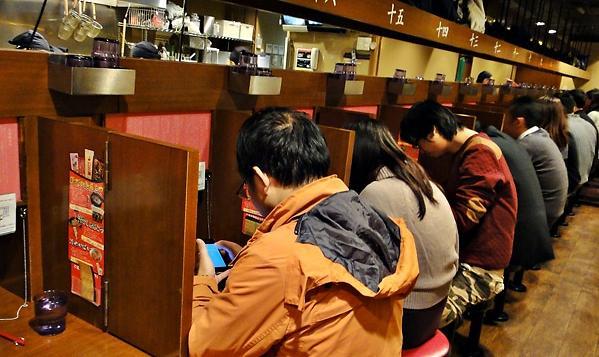 不给他人添麻烦:日本社会的准则