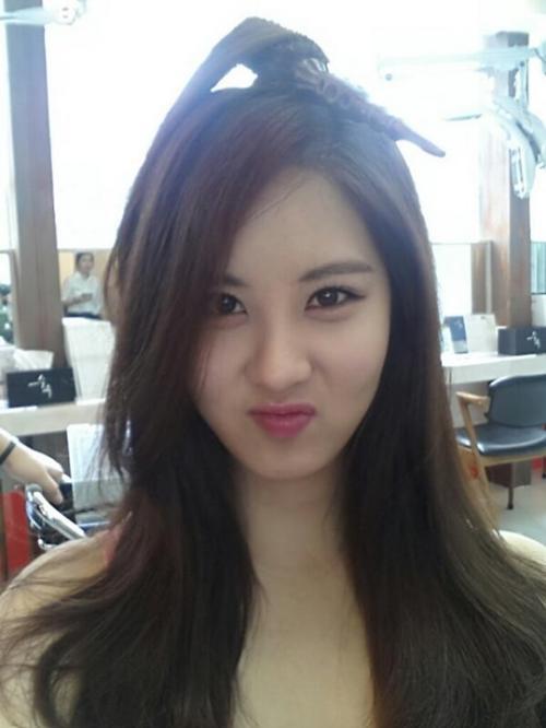 Snsd yuri short hair
