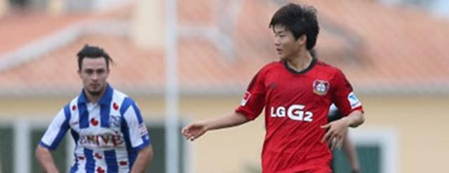Ryu Seung-woo picked as one of '10 potential stars' of 2018 World Cup