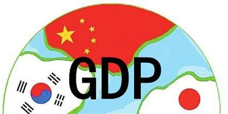 从GDP看中韩日