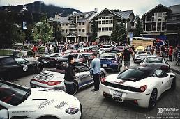 세계적인 럭셔리 & 슈퍼카 이벤트 Luxury Supercar Weekend Korea, 9월 성남터미널서 개최