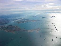 .Int'l consortium wins $775 million land reclamation project in Singapore.