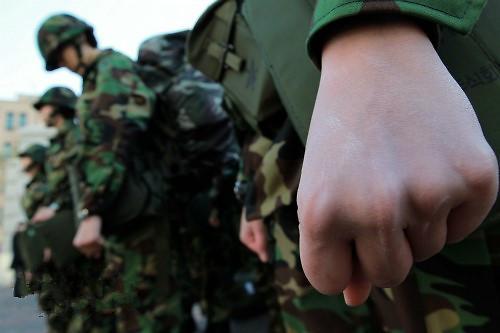 军队不是埋葬士兵的坟墓