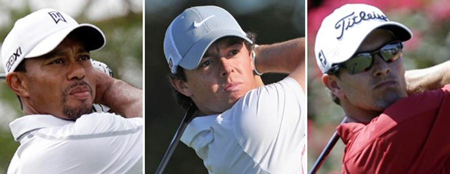 Rory McIlroy retains top spot in mens golf rankings