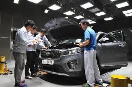 [르포] SUV열풍 이어갈 '올 뉴 쏘렌토' 특급품질 완성되는 기아차 글로벌품질센터