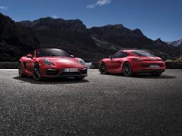 포르쉐 코리아, 가장 강력한 스포츠카 듀오 박스터 GTS·카이맨 GTS 출시
