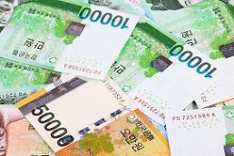 가계부채, 한국은 연 8%씩 늘어