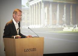 리움미술관에 영국 미국 유명 미술관장들 집결..아트포럼에 미술전문가 250명 참석