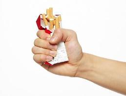 흡연자 32%, 담뱃값 오르면 금연