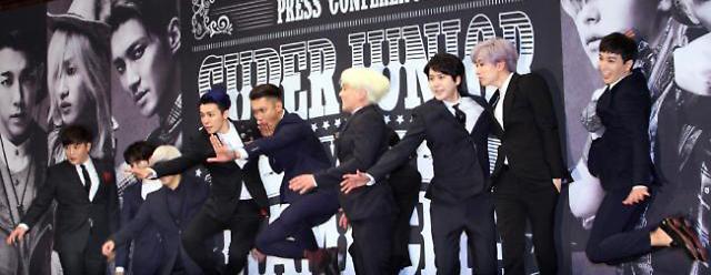 Super Junior's 'Mamacita' most viewed K-pop video in August: Billboard
