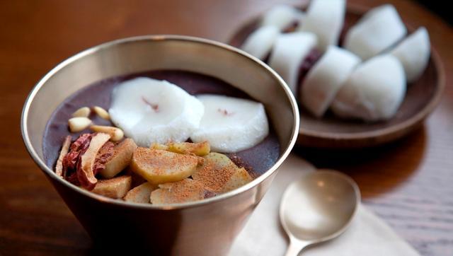 此物最相思:首尔寻找记忆中的红豆粥