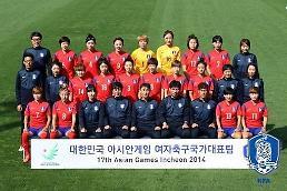 [인천 아시안게임] 한국 여자 축구대표팀, 인도 10-0 대파…8강 진출