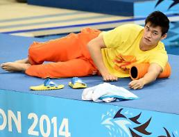 [영상중국] 중국 수영스타 쑨양 막바지 점검, 박태환 붙어보자