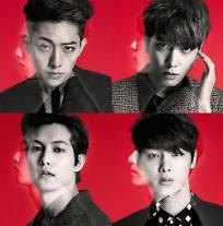 CNBLUE's 'Wave' tops Japan's Oricon weekly albums chart