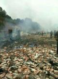 [영상중국] 중국 또 펑...후난성 폭죽공장 폭발로 13명 사망