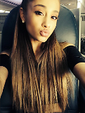 .Ariana Grande confirms she doesn't have any nude photos.