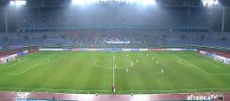 [인천 아시안게임] 북한, 이라크 1-0으로 꺾고 결승전 진출…정일관 연장 결승골