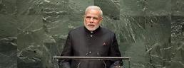 .Indias new prime minister to make a memory in US.