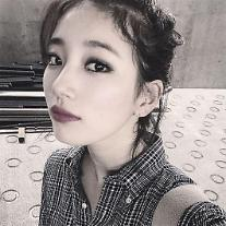 [K-pop] Miss-A member Suzy shows her smoked out look