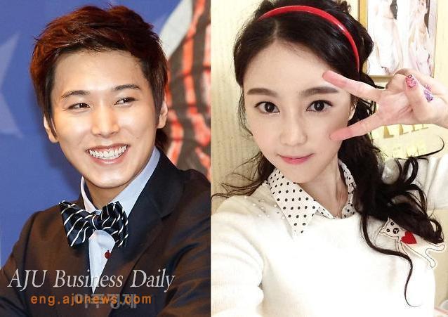 [K-pop] Super Junior member Sung-min to wed actress Sa-eun Kim in December