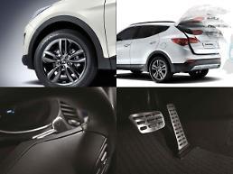 현대차, 맥스크루즈·싼타페 2015 출시… 가격 인하 및 옵션 보강