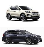 现代汽车推出两款新型SUV