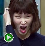 """[AJU TV] 라디오스타 송경아 """"장윤주보다 내가 원조"""" 주장에 박준형 가슴 발언?"""
