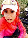 조여정, 건강미인답게 자전거와 여유로운 오후