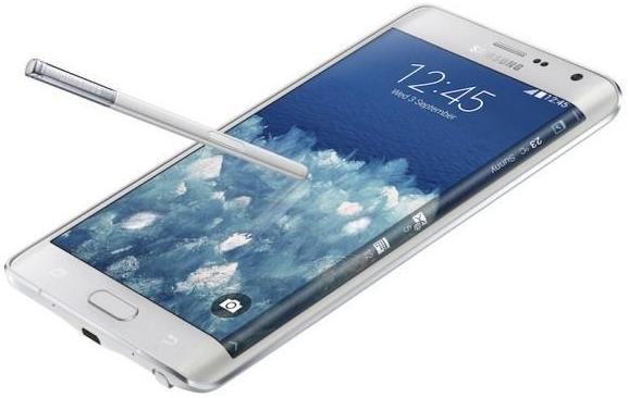 Galaxy Note Edge goes on sale