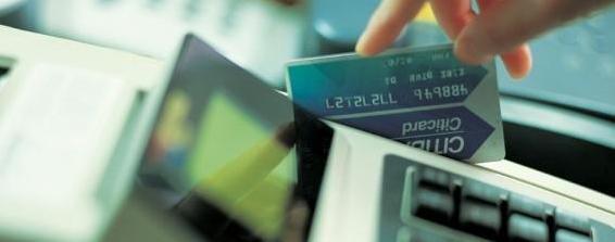Credit card spending rises 6.3% in 3rd quarter