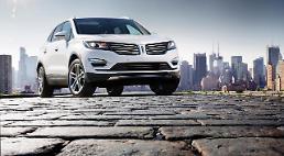 링컨 MKC, 프리미엄 소형 SUV의 진수