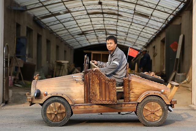 40 h for Construire sa voiture