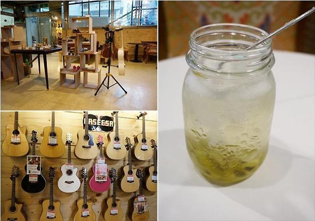 音乐伴咖啡:弘大寻找音乐特色咖啡厅