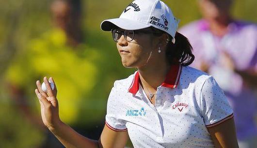 Lydia Ko named winner of LPGA Rookie of the Year award