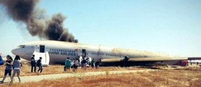Asiana barred from operating Incheon-San Francisco route for 45 days for last years crash