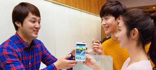 94% of employed Korean adults own smartphones: survey