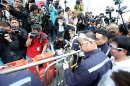 [영상중국] 홍콩 시위 강제해산 임박?...도심 바리케이드 일부 철거