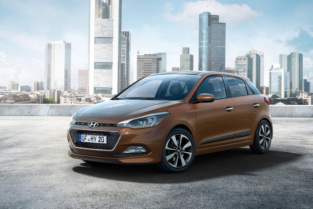 EU sales of Hyundai cars rise 10% in October