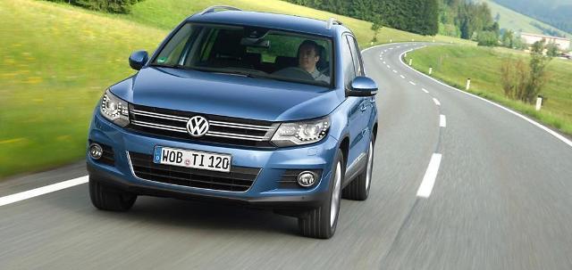 Sales of Volkswagen Tiguan to surpass 20,000-unit mark