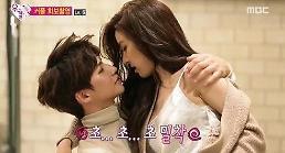 우결 김소은과 화보 촬영한 송재림 아내 도발적…난 잠 다 잤다