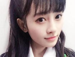 중국 걸그룹 쥐징이, 일본 매체서 선정한 중국 최고 미녀