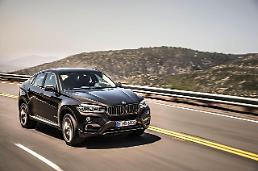 [시승기] 크기만 한 SUV는 가라 BMW X6