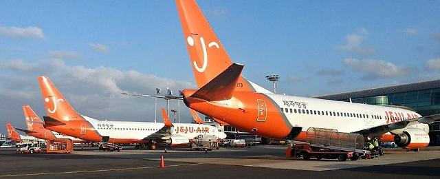 Jeju Air to be listed in March 2015: sources