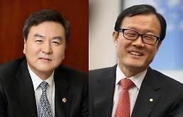 우리은행장 연임 포기, 외압 논란