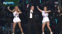.Power of Psy, power of Gangnam Style .